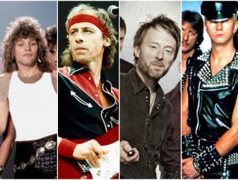 Dire Straits, Judas Priest, Bon Jovi y Radiohead entre otros nominados al Rock & Roll Hall of Fame