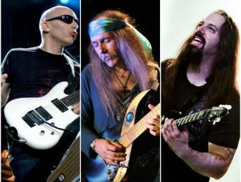 Uli Jon Roth acompañará a Satriani y Petrucci en el G3 en España [Actualizado]