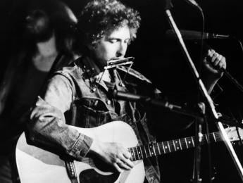 La Martin D-28 1963 de Bob Dylan a subasta