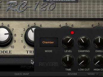 Bias Head de Positive Grid, por fin con reverb