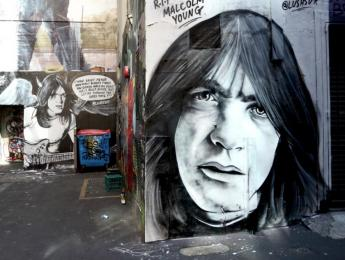 Las imágenes de la despedida a Malcolm Young