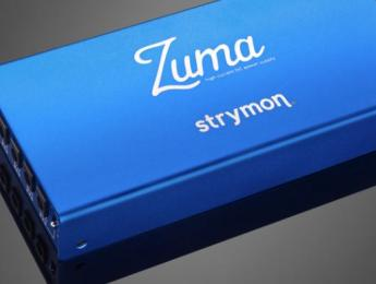 Zuma R300, la nueva fuente de alimentación de Strymon y Ojai Expansion Kit