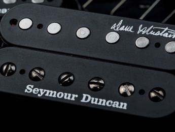 "Seymour Duncan Dave Mustaine Thrash Factor, las pastillas signature de ""Rust In Peace"" de Megadeth"