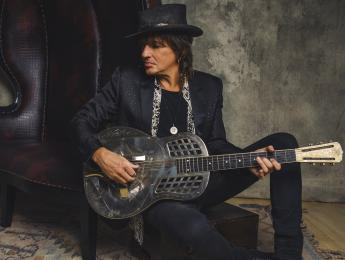 Richie Sambora volverá a tocar con Bon Jovi para el Rock N' Roll Hall Of Fame