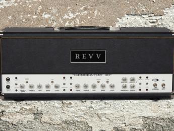 Generator 100P, el nuevo cabezal de 100W de Revv Amps