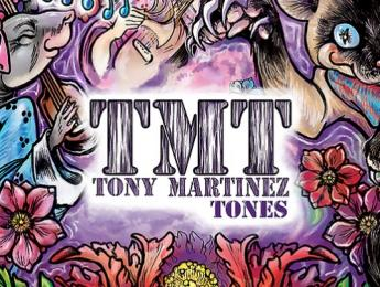 "Lust for tone TMT, las pastillas signature de Tony ""Waka"" Martinez"