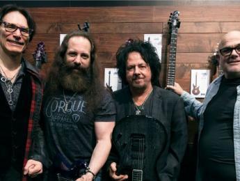 Musicman crea un disco que reúne a Vai, Petrucci, Morse, Lukather y Lee