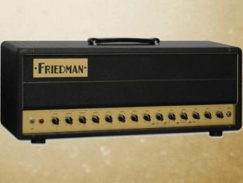 Friedman BE-50 Deluxe, un cabezal de tres canales con los grandes sonidos de la marca