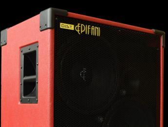 Epifani, amplificadores y pantallas para bajistas