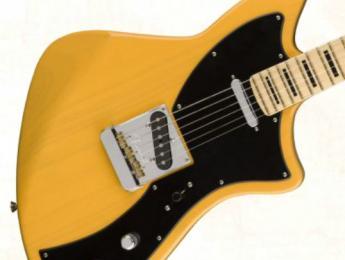 """Fender """"filtra"""" Meteora, su nuevo modelo deguitarra"""