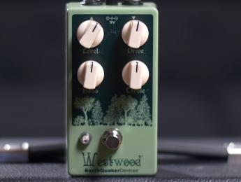 Westwood, el nuevo overdrive de Earthquaker Devices