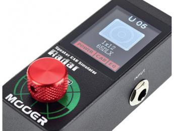 Review de Mooer Radar, cargador de respuestas a impulsos en formato compacto