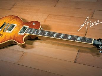 Suhr Aura Single Cut, la primera guitarra estilo LP de la marca