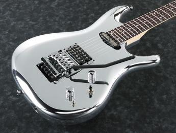 Ibanez desvela la JS1CR30 Chrome Boy - Joe Satriani Signature