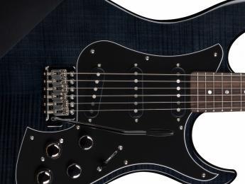 Variax Onyx, la guitarra de Line 6 en edición limitada