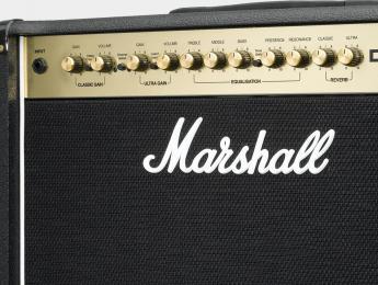 Así suenan los nuevos Marshall DSL