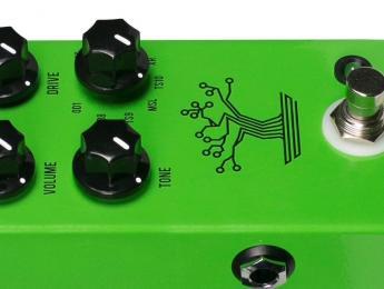 JHS Bonsai, un pedal que reúne el sonido de 9 Tube Screamers y otras novedades