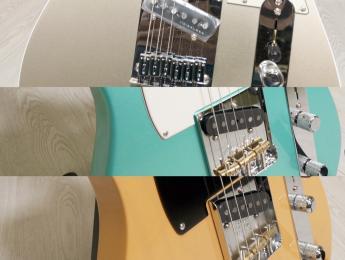 Comparamos las Fender American Professional, Elite y Original