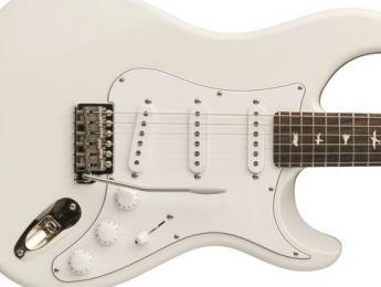 PRS Silver Sky, se filtran más detalles de la nueva Strato de John Mayer
