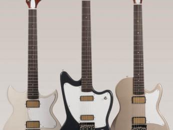 La compañía Harmony vuelve a la vida reeditando sus guitarras y amplificadores