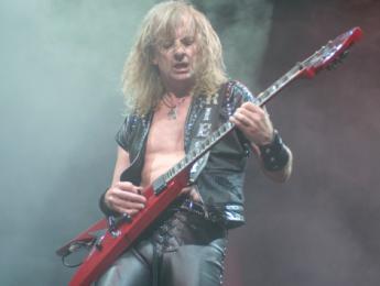 "K.K. Downing, ""sorprendido"" de no haber sido invitado a volver a Judas Priest"