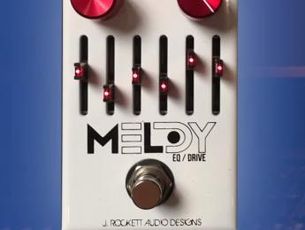 J Rockett Melody EQ/Overdrive, el pedal signature de Mark Lettieri de Snarky Puppy