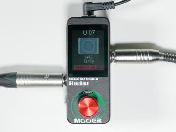 Demo de Mooer Radar (no talking)