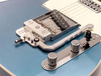 HandBender, un B-Bender para Telecaster que no requiere modificar la guitarra