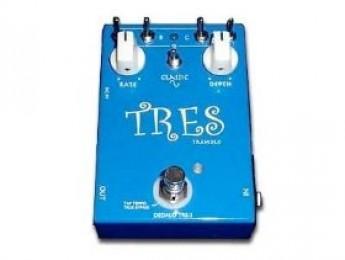 "Review pedal trémolo Dedalo ""TRES"""