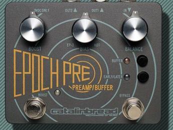 El Epoch Pre de Catalinbread replica el previo del Echoplex EP-3
