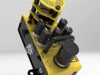 Demo de AMT Bricks, previos a válvula en formato pedal