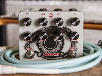 Luminary Octave Generator V2, la renovación del octavador Walrus Audio