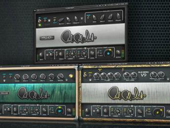 Waves PRS SuperModels, modelado de amplificadores Paul Reed Smith en formato plugin