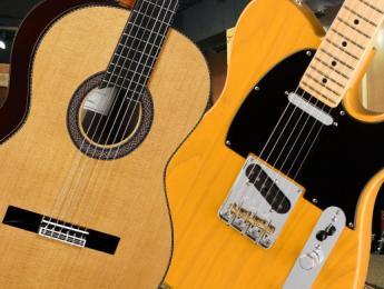 ¿Por qué no tienen agujero las guitarras eléctricas?