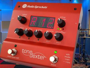 Tone Dexter, emula el sonido microfoneado de tu guitarra acústica