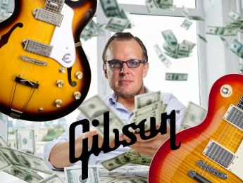 Rumores y preguntas sobre  la bancarrota de Gibson: ¿la comprará Bonamassa? ¿venderán Epiphone?