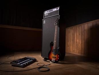 Yamaha compra Ampeg, la marca de amplis de bajo