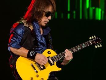 Gibson reedita el modelo Les Paul en color amarillo canario de Tak Matsumoto