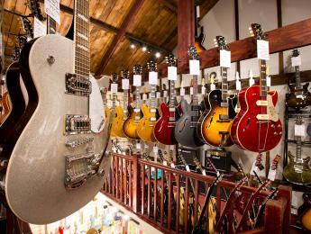 ¿Está creciendo el mercado de las guitarras?