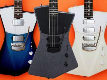 Ernie Ball Music Man actualiza la guitarra signature de St. Vincent