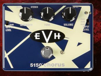 EVH 5150 Chorus, Way Huge Overrated Special Mini, y nuevas ediciones de pedales MXR