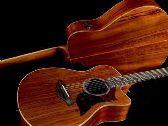 Yamaha anuncia nuevas acústicas en madera de KOA y dos nuevos acabados para la Pacifica 612V IIFM