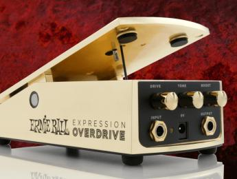 Review de Ernie Ball Expression Overdrive y Ambient Delay