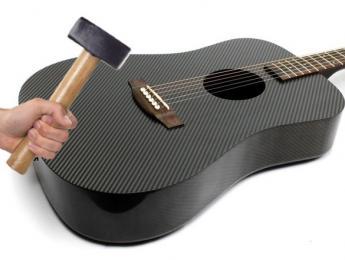 Klos Guitars, acústicas desmontables y a prueba de martillazos
