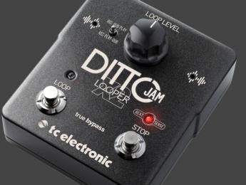 """Ditto Jam X2, un looper que nos """"escucha"""" y se adapta a la velocidad que toquemos"""