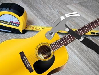 Manualidades DIY para guitarristas: 5 accesorios que puedes construir este verano