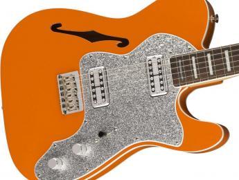 Fender hace oficial la Parallel Universe Telecaster Thinline Super Deluxe