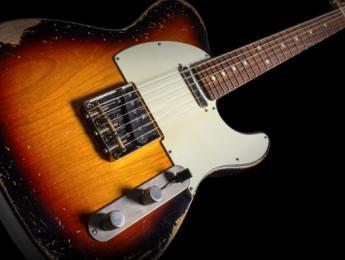California Classic XTC Series, las nuevas guitarras estilo Telecaster de Xotic