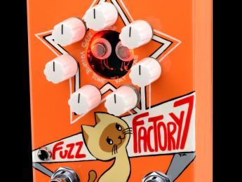 ZVex Russian Fuzz Factory 7, ahora con transistores de germanio
