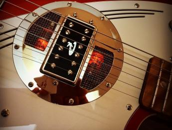 ¿Guitarras a válvulas? Esto es lo que propone Ruokangas con su pastilla Valvebucker